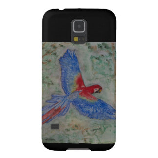 Flight to the Canopy Samsung Galaxy S5 Galaxy S5 Case