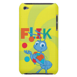 Flik - Colorful Barely There iPod Cases