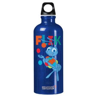 Flik - colorido botella de agua