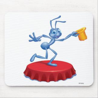 Flik Disney de ejecución de la vida de un insecto Tapetes De Ratones