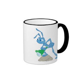 Flik Disney Ringer Coffee Mug