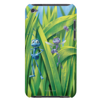 Flik, Dot and Princess a Barely There iPod Cover
