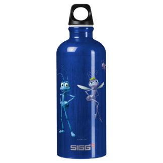 Flik, Dot and Princess Atta Water Bottle