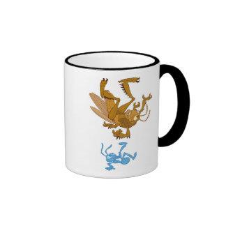 Flik Kicks Hopper Disney Ringer Mug