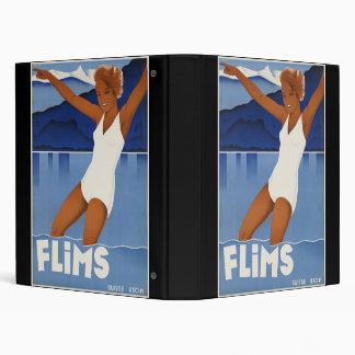 Flims Switzerland Binder