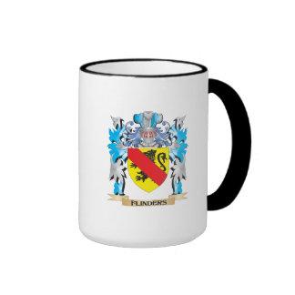 Flinders Coat of Arms - Family Crest Mug
