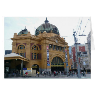 flinders st station card