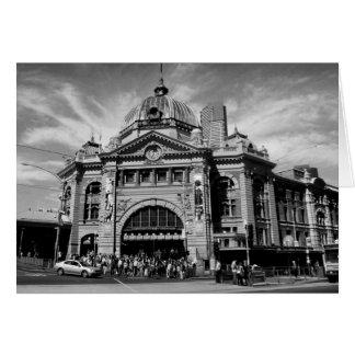 Flinders Street Station, Melbourne Card