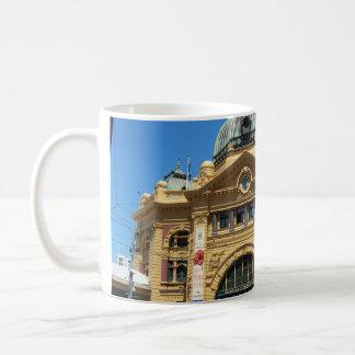 Flinder's Street Station Coffee Mugs
