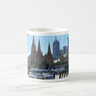 Flinders & Swanston Streets - Melbourne Mug