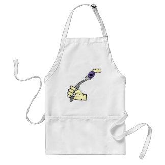 fling a grape apron