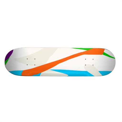 Fling Squid Will Take over the Earth in No Time Skateboard Decks
