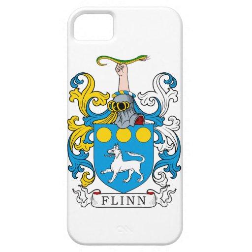 Flinn Family Crest iPhone 5 Case