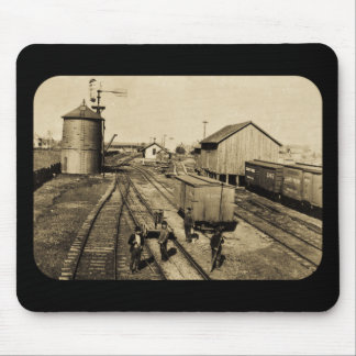 Flint and Pere Marquette Railroad Mouse Pad