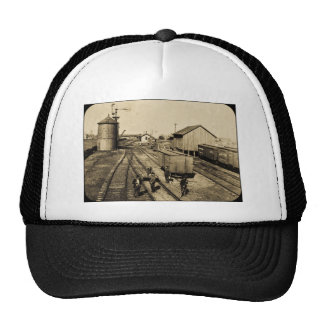 Flint and Pere Marquette Railroad Trucker Hat