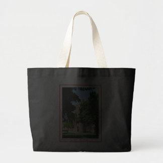 Flint Central High Black Jumbo Tote Canvas Bags
