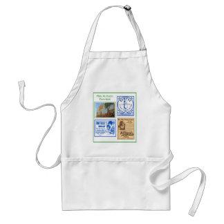 flint favorites apron