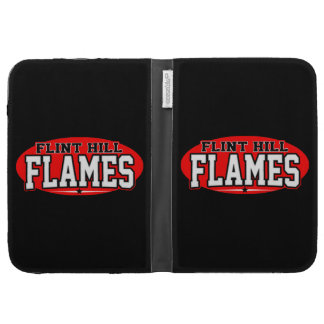 Flint Hill Christian; Flames Case For The Kindle