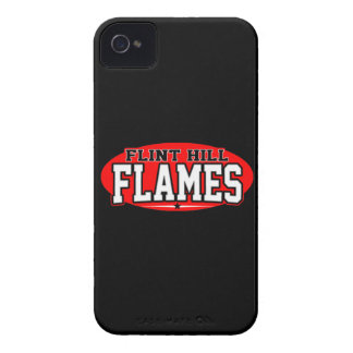 Flint Hill Christian; Flames iPhone 4 Covers