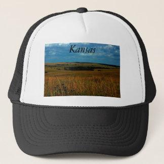 Flint HIlls of Canvas t shirt Trucker Hat