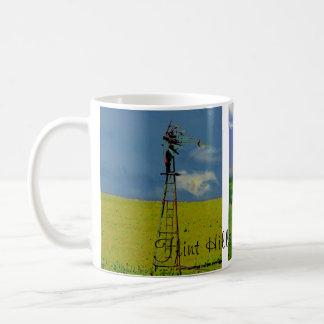 Flint Hills of Kansas Coffee Cup Classic White Coffee Mug