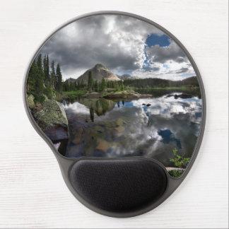Flint Lake - Weminuche Wilderness - Colora Gel Mouse Pad