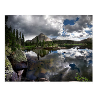 Flint Lake - Weminuche Wilderness - Colora Postcard