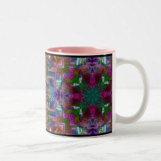 Flint Mandala Mug