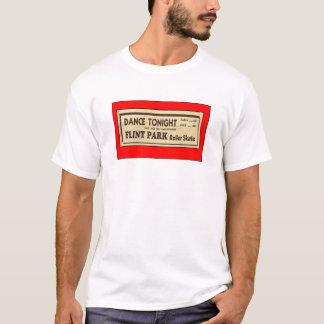 flint park vintage ad shirt