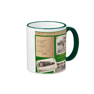Flint Sit-Down Strike Ringer Coffee Mug
