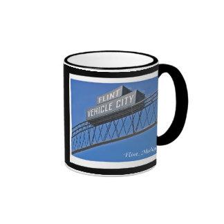 Flint Vehicle City mug