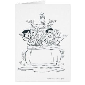 Flintstones Families1 Card