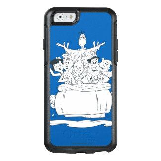 Flintstones Families1 OtterBox iPhone 6/6s Case