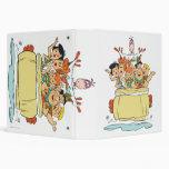 Flintstones Families2 Binder