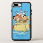 Flintstones Families2 OtterBox Symmetry iPhone 7 Plus Case