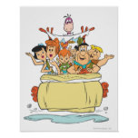 Flintstones Families2 Póster