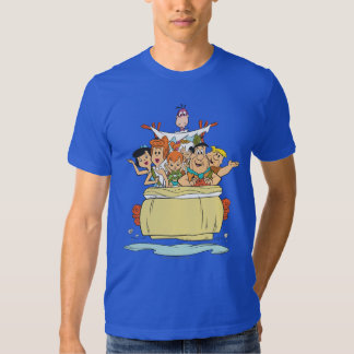 Flintstones Families2 T-shirts