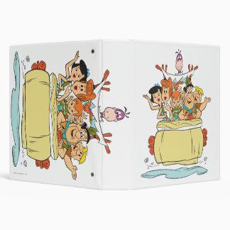 Flintstones Families2 Vinyl Binder