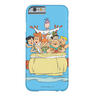 Flintstones Family Roadtrip Barely There iPhone 6 Case