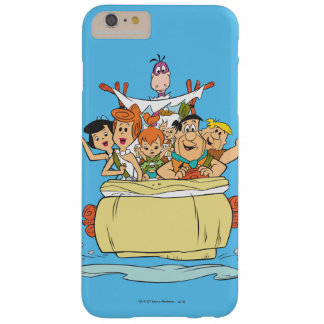 Flintstones Family Roadtrip Barely There iPhone 6 Plus Case
