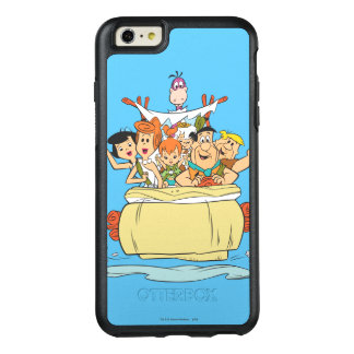 Flintstones Family Roadtrip OtterBox iPhone 6/6s Plus Case