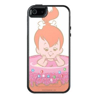 Flintstones Lovely Pebbles OtterBox iPhone 5/5s/SE Case