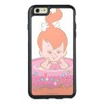 Flintstones Lovely Pebbles OtterBox iPhone 6/6s Plus Case