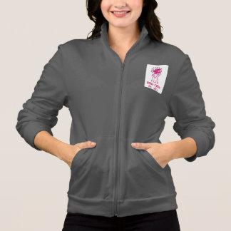 Flip Breast Cancer the Bird Jacket