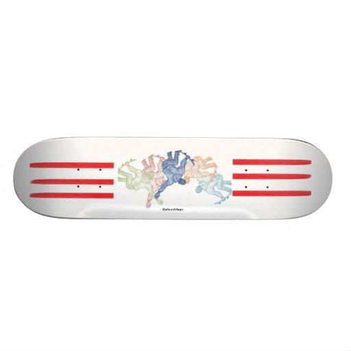 """""""Flip"""" Designer Skateboard"""