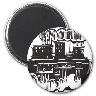 Flip Factory 2 Inch Round Magnet
