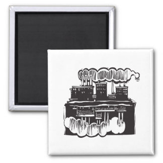 Flip Factory 2 Inch Square Magnet