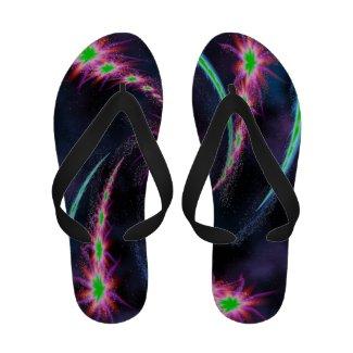Flip Flop Art Flip-Flops