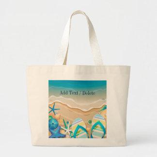 Flip Flop Beach Bag 2 - Tote - SRF