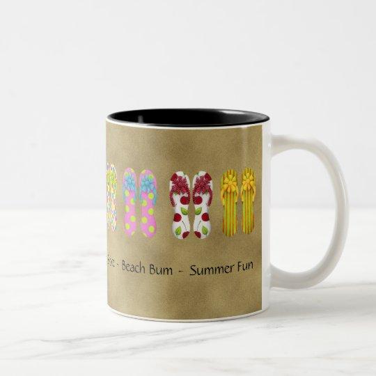 Flip Flop Collections Mug